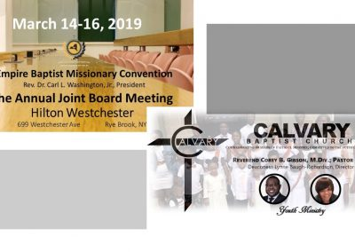 CBC Delegates – EBMC The Annual Joint Board Meeting