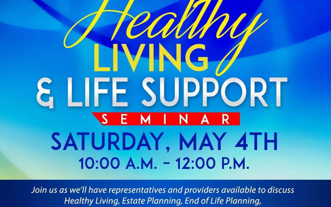 Healthy Living and Life Support