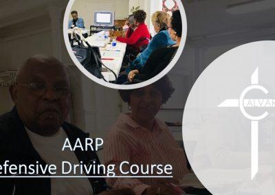 AARP Defensive Driving Course
