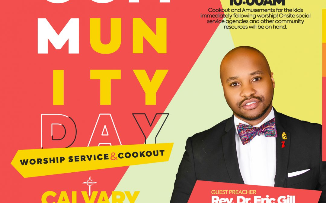 5th Annual Community Outreach Day